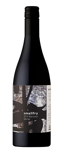 2015 smallfry shiraz