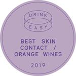 Best Skin Contact / Orange Wine - Drink Easy Awards