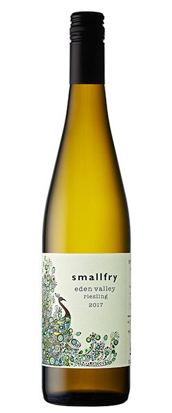 2017 smallfry Eden Valley Biodynamic Riesling